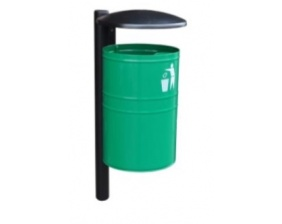 Trash can HUSE I