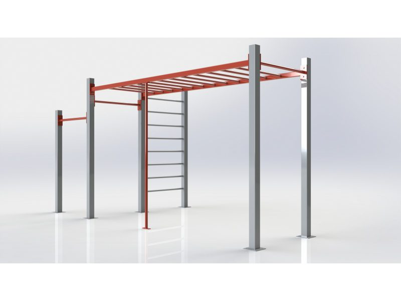 Street Workout Ladders