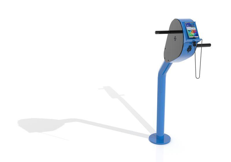 Młynek z ładowarką USB