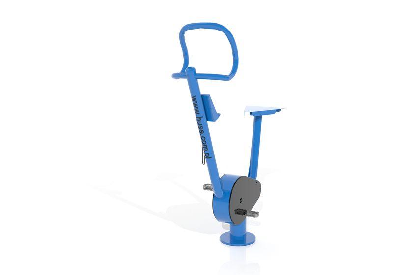 Rowerek z ładowarką USB