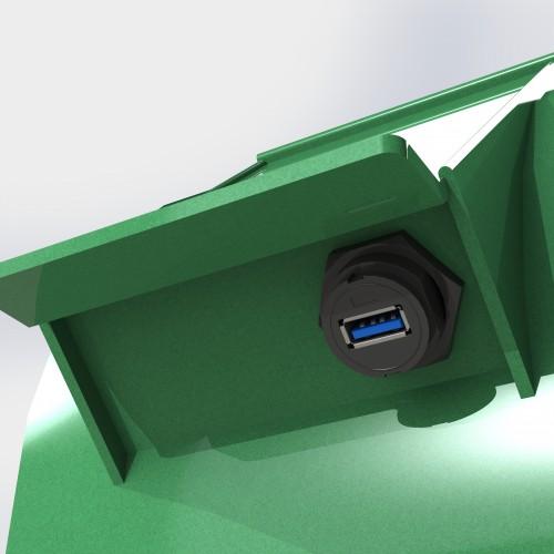Rower USB