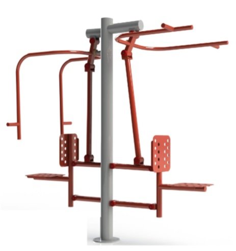 PULL DOWN / CHEST PRESS